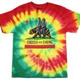 Cheech-Chong-California-Buds-Tie-Dye-Graphic-T-Shirt-0