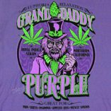 Grand-Daddy-Purple-Marijuana-Strain-T-Shirt-0-0