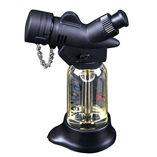 Jet-Flame-Torch-Refillable-Butane-Gas-Cigarette-Cigar-Lighters-Windproof-New-PK-0