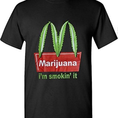 McD-Marijuana-Weed-Leaf-T-Shirts-Hip-Hop-Graphic-New-Edition-0
