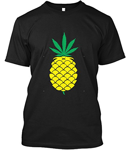 Teespring-Unisex-PINEAPPLE-double-meaning-T-Hanes-Tagless-T-Shirt-0