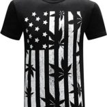 United-States-of-Amarijuana-420-Pot-Weed-Stoner-Marijuana-Mens-Funny-T-Shirt-0