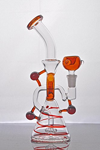 Glass-100 2017 Newest 25cm Tall 14.4mm Joint