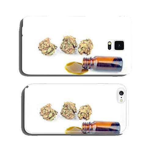 Medical Cannabis ( Marijuana ) oil ready for consumption cell phone cover case Samsung S5