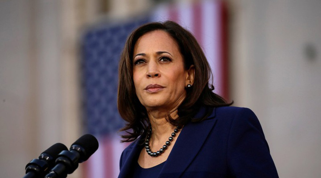 2020 Candidate Kamala Harris Supports Federal Cannabis Legalization